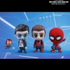 Hot Toys COSB370 SPIDER-MAN: HOMECOMING - SPIDER-MAN: HOMECOMING (SET 4)