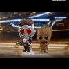 Hot Toys COSB361 GUARDIANS OF THE GALAXY VOL. 2 - STAR-LORD & GROOT