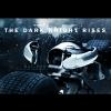 HOT TOYS MMS177 The Dark Knight Rises - Bat-pod