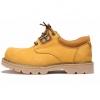 (มีหลายสี) รองเท้าหนัง CAT-CATERPILLAR รองเท้าเดินป่า หนังแท้ พื้นยางนุ่มๆ สินค้างาน AAA+ รุ่นไม่หุ้มข้อ