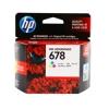 ตลับหมึก แท้ HP 678 Colors หมึกสี