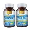 Real Elixir สารสกัด Odourless Fish Oil 1000 มก. ขนาด 100 แคปซูล พิเศษ ซื้อ 1 แถม 1