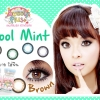 Cool Mint-Brown