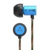 ขาย KZ HDS1 (มีไมค์ในตัว) หูฟังอินเอียร์แนวใหม่จิ๋วแต่แจ๋ว ให้คุณภาพเสียงระดับ HD (สีฟ้า)