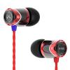 Soundmagic E10C สีแดง