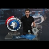HOT TOYS Tony Stark With Arc Reactor