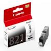 ตลับหมึกแท้ Canon 821 สีดำ Black ราคา 450 บาท