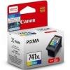 ตลับหมึกแท้ Canon 741XL หมึกสี Color ราคา 750 บาท