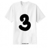 เสื้อยืด ตัวอักษร 3