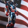 Hot Toys MMS195D01 IRON MAN 3 - IRON PATRIOT