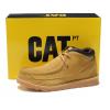 [มีหลายสี] รองเท้าเดินป่า CAT-CATERPILLAR หนังแท้ พื้นยาง ทรงหุ้มข้อ สินค้างาน AAA+
