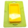 X-Tips เคส ซิลิโคน Cayin N3 สีเหลือง