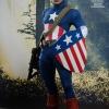 Hot Toys MMS205 CAPTAIN AMERICA: THE FIRST AVENGER - CAPTAIN AMERICA (STAR SPANGLED MAN VERSION)