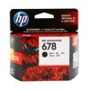 ตลับหมึก แท้ HP 678 Black สีดำ