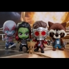 Hot Toys COSB359 GUARDIANS OF THE GALAXY VOL. 2 - GUARDIANS OF THE GALAXY SET