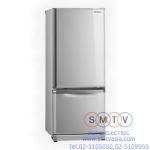 MITSUBISHI ตู้เย็น 2 ประตู 12.9 คิว รุ่น MR-BF41G-ST ระบบ No Frost สีสแตนเลส สตีล