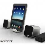 ลำโพง ตั้งโต๊ะ Nakamichi My Sound System