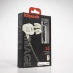 ขาย หูฟัง Klipsch Image S4i หูฟังพร้อมไมค์ และ InLine Remote (เพิ่มลดเสียงได้) ระดับพรีเมี่ยม คว้ารางวัล Cnet Editor Choice 2009 การันตี !!