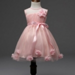 Pre-order ชุดราตรี / Size 130 / Pink