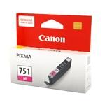 ตลับหมึกแท้ Canon 751 สีแดง Magenta ราคา 520 บาท