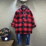 Pre-order เสื้อ / แพ็คละ 5 ตัว / สีแดง