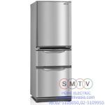 MITSUBISHI ตู้เย็น 3 ประตู 12.2 คิว รุ่น MR-C38G-ST/MR-C38H-ST