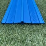 C8aT PVC Waterstop กว้าง 8 นิ้ว แบบริบ มีรูตรงกลาง มอก.1239-2537