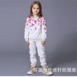 Pre-order เซทเสื้อ+กางเกง / แพ็คละ 5 ชุด /สีขาว