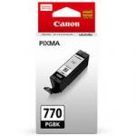 ตลับหมึกแท้ Canon 770 Bk สีดำ ราคา 630 บาท