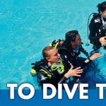 คอร์ส Open Water Diver สถาบัน PADI