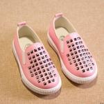 Pre-order รองเท้า / แพ็คละ 5 คู่ / ชมพู