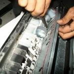รีวิว ซ่อมปริ้นเตอร์ อาการฟีดกระดาษทิ้ง