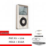 ขาย FiiO X1 + L16 + HS12 + E12A ชุด Combo Set ที่ดีที่สุดสำหรับการฟังเพลงของคุณ