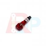 ไฟโชว์ 220vAC สีแดง ขนาด 10 มิล
