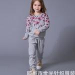 Pre-order เซทเสื้อ+กางเกง / แพ็คละ 5 ชุด /สีเทา