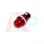 ไฟโชว์ 220vAC สีแดง ขนาด 15 มิล
