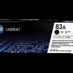 ตลับหมึก HP 83a ดำ ราคา 1,900 บาท ส่งฟรี