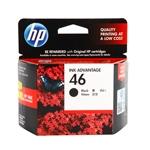 ตลับหมึกแท้ HP 46 Black ราคา 350 บาท