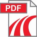Adobe Reader โปรแกรมอ่านไฟล์ PDF เปิดไฟล์ PDF ไฟล์เอกสาร