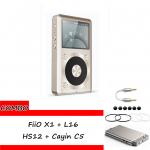 ขาย FiiO X1 + L16 + HS12 + Cayin C5 ชุด Combo Set ที่ดีที่สุดสำหรับการฟังเพลงของคุณ