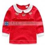 Pre-order เสื้อเชิ้ต / แพ็คละ 5 ตัว / สีแดง