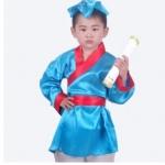 Pre-order ชุดอาเซียน / แพ็คละ 6 ตัว / สีฟ้าแถบแดง