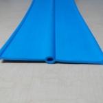 A6aT PVC Waterstop 6 นิ้ว 3 ปุ่ม หนา 5 มม.(20 เมตร) มอก.1239-2537