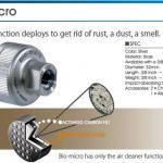 Bio Micro : Filter Bio Micro กรองอากาศสิ่งสกปรกคราบน้ำมันจากเครื่องอัดอากาศที่ไม่สะอาด