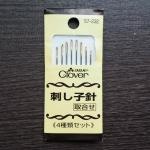 Clover Sashiko Needle เข็มปักผ้าญี่ปุ่น / ซาชิโกะ
