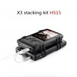 FiiO HS15 ชุดรัด FiiO X1 คู่กับแอมป์พกพา Stacking Kit for FiiO X3