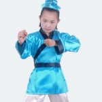 Pre-order ชุดอาเซียน / แพ็คละ 6 ตัว / สีฟ้า