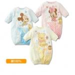 Pre-order ชุดเด็กเล็ก /แพ็คละ 9 ชุด /คละสี(สินค้าลิขสิทธิ์)