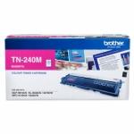 Brother TN-240M ตลับหมึกแท้ สีแดง ราคา 2050 บาท