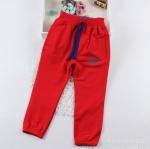 Pre-order กางเกง / แพ็คละ 5 ตัว / สีแดง